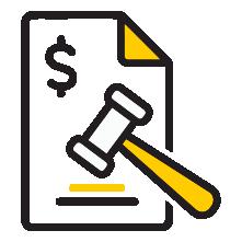 Оплатить штрафы, налоги и сборы